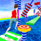 Legendary Wipe Stuntman Run Out – Water Park Games APK baixar