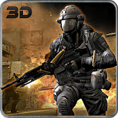 Game Anti Terrorist Sniper Shooter apk for kindle fire