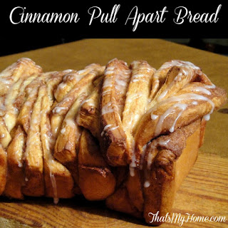 Run, Don?t Walk to Your Kitchen Now ? Cinnamon Pull Apart Bread