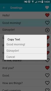 App Learn Turkish Free APK for Kindle