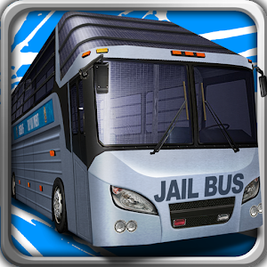 Cover art Hill Climb Prison Police Bus