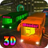 Download Full Night City Bus Simulator 2015 1.0.1 APK