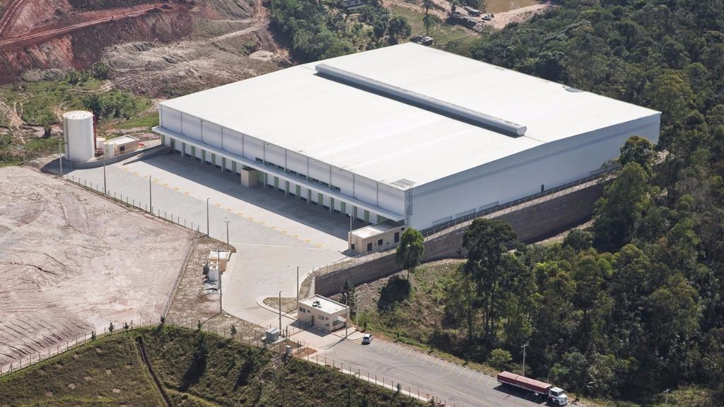 Galpão industrial para locação, Jardim Magali, Embu das Artes.