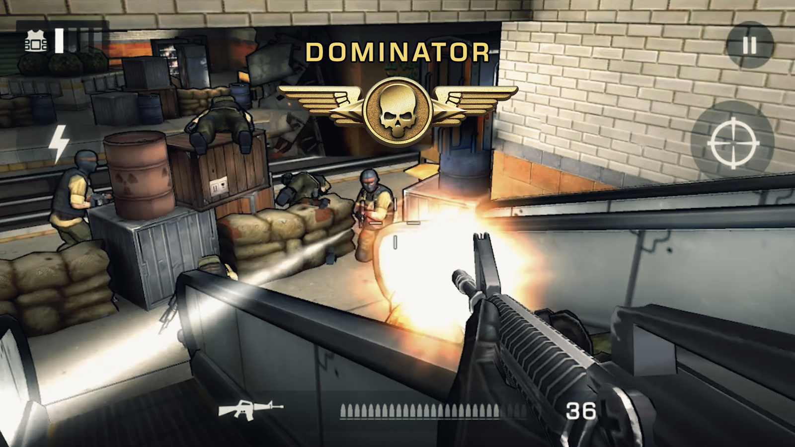 Major Gun : war on terror Screenshot 1