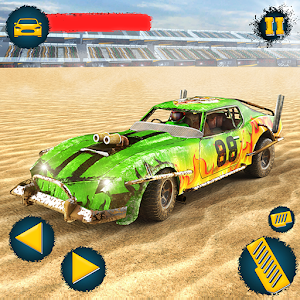 Demolition Derby Xtreme Car Racing For PC / Windows 7/8/10 / Mac – Free Download