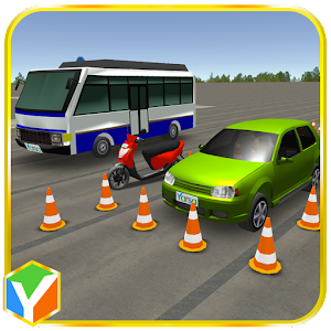 Nepal Driving Trial - License Exam Preparation 3D For PC / Windows 7/8/10 / Mac – Free Download