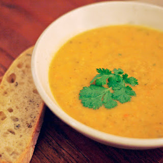 Puree of Vegetable Soup