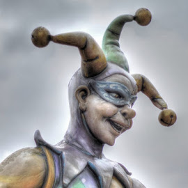 Jester by Michael Holland - Artistic Objects Other Objects (  )