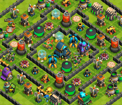 Battle Of Zombies: Clans War APK screenshot thumbnail 1
