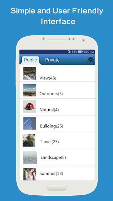 Hide Pictures - Photosafe screenshots