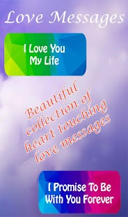 Love Messages : Love Poems - screenshot