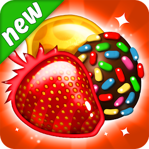 Cute dragons, lovely princes, sweet candies and fruit jelly explosions! APK Icon