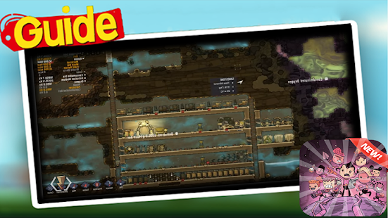 New Oxygen Not Included Tips APK for Bluestacks
