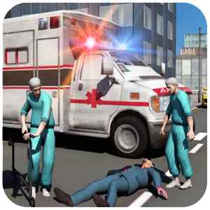 Ambulance Rescue Driving For PC / Windows 7/8/10 / Mac – Free Download