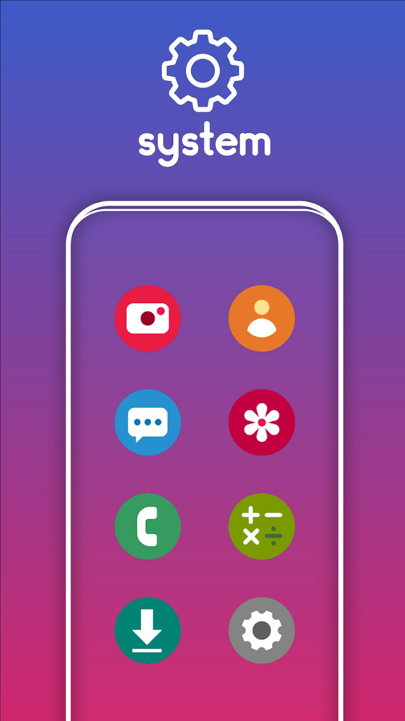 One UI Pixel - Icon Pack Screenshot 0