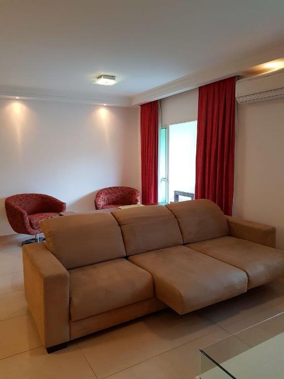Apartamento com 2 dormitórios à venda, 113 m² por R$ 760.000 - Tamboré - Santana de Parnaíba/SP