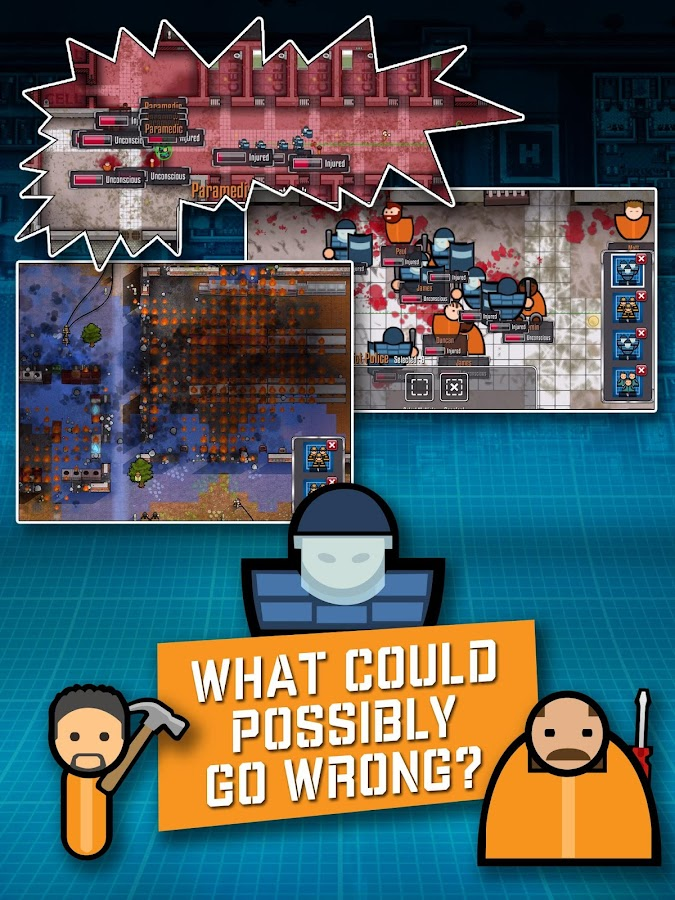 Prison Architect: Mobile Screenshot 9