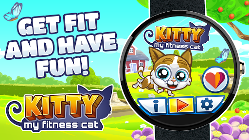 Kitty - My Fitness Cat - screenshot