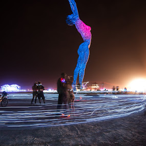 Truth is Beauty by George Krieger - News & Events Entertainment ( truth, truth is beauty, beauty, burningman, landmark, travel )