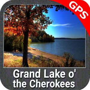 Grand Lake o the Cherokees GPS Map Navigator For PC / Windows 7/8/10 / Mac – Free Download