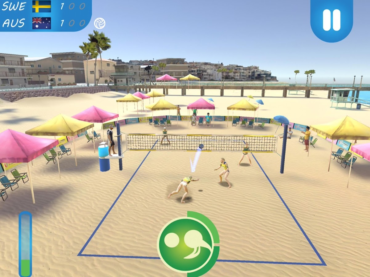 Beach Volleyball 2016 Screenshot 8
