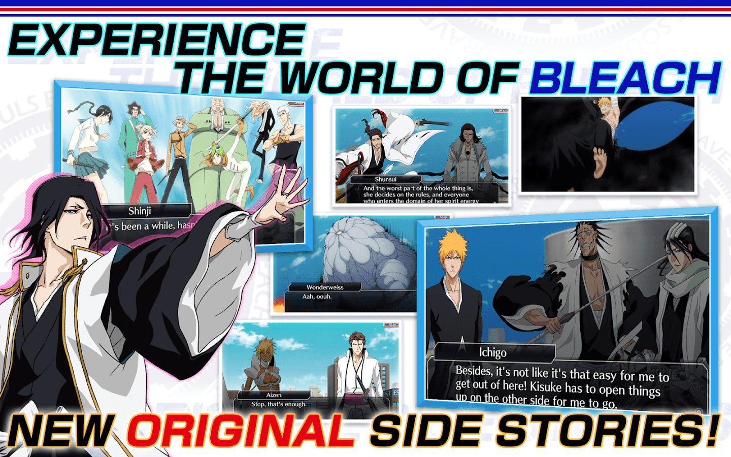 BLEACH Brave Souls Screenshot 16