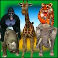 Safari Animals: Scary Tiger APK Descargar