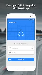 Navigation Vienna - screenshot