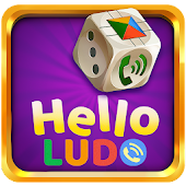 Hello Ludo™- Live online Chat on star ludo game ! APK