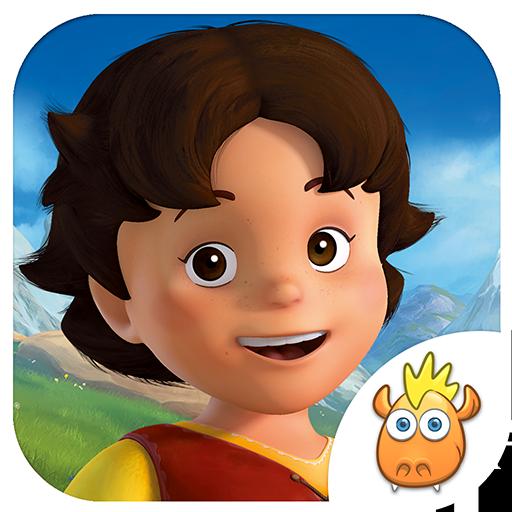 Heidi: best toddler fun games (game)