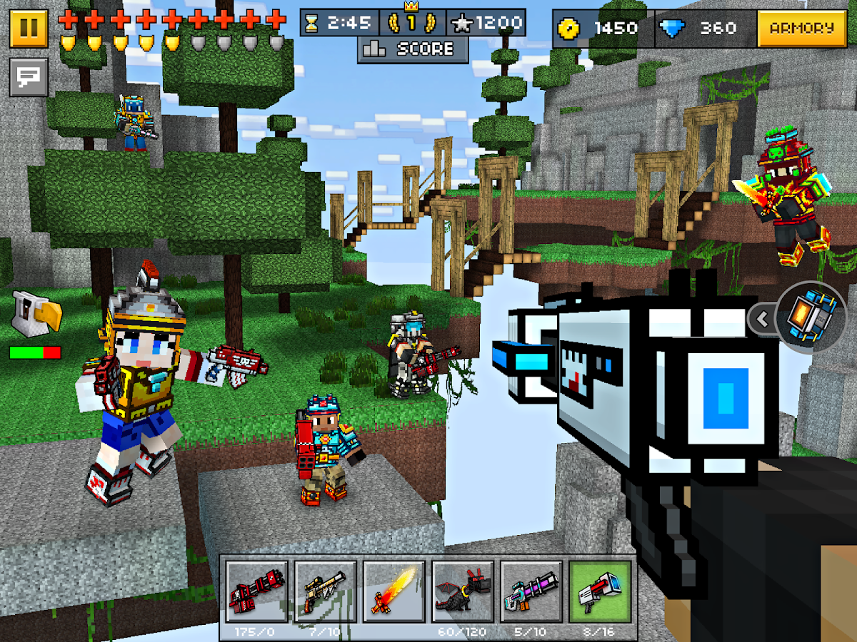 Pixel Gun 3D (Pocket Edition) Screenshot 5
