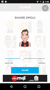 AFL Players Moji - screenshot