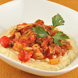 Polenta With Chicken Stew Recipes