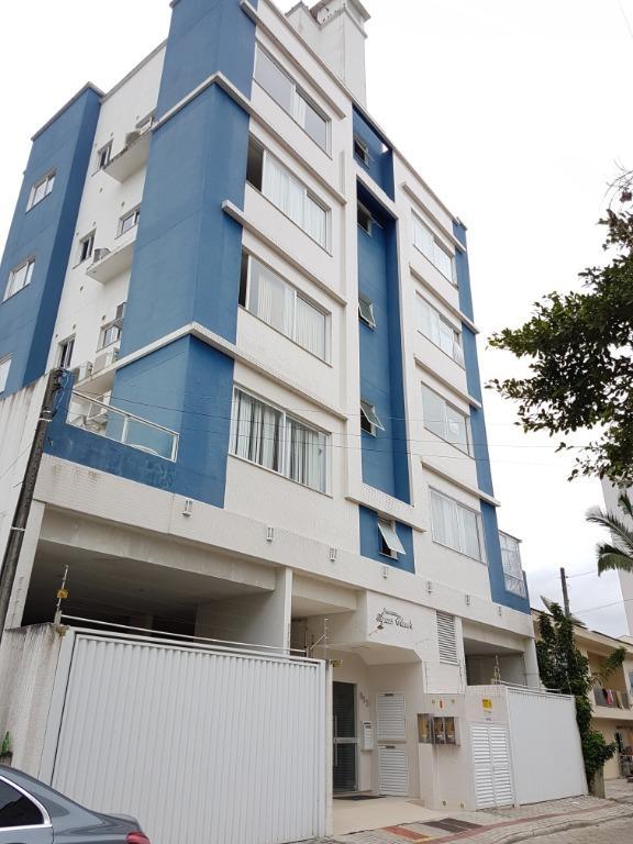 Apto com 2 dormitórios para LOCAÇÃO ANUAL por R$ 1.800/mês - Meia Praia - Itapema/SC