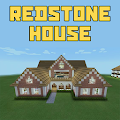 Redstone House Map Minecraft