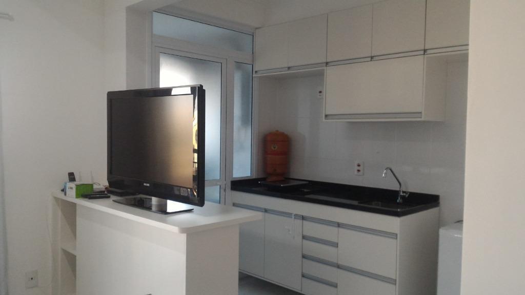 Flat com 1 dormitório à venda, 48 m² - In Design - Centro - Jundiaí/SP