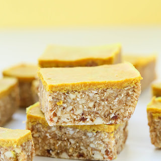Superfood Lemon Bars
