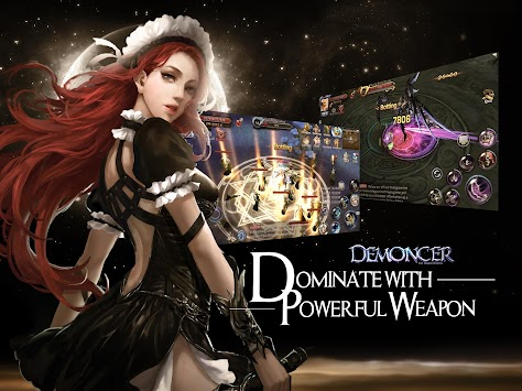 Demoncer APK screenshot thumbnail 9