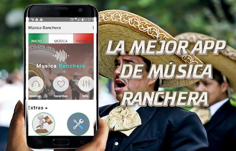 Música Ranchera gratis, Lo mejor APK for Bluestacks
