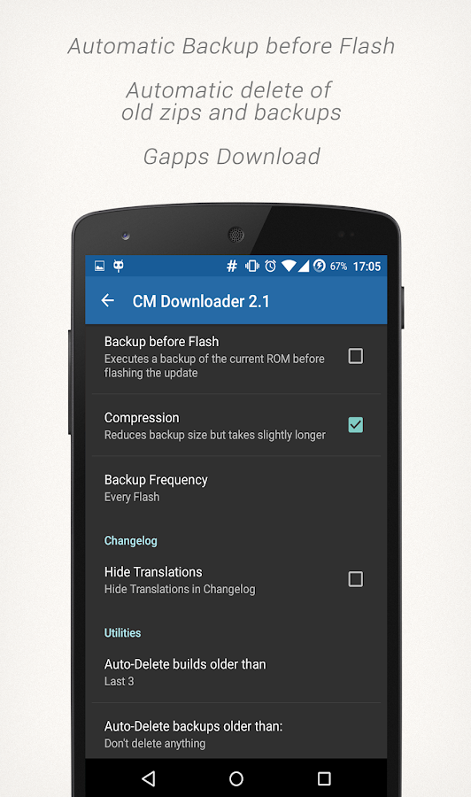 Lineage Downloader Premium Screenshot 5