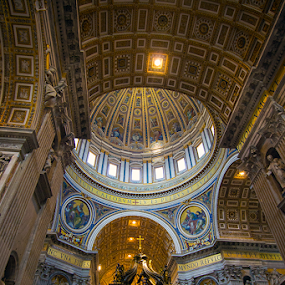 by Nicholas Conn - Buildings & Architecture Places of Worship ( building, god, faith, holy, vatican, architecture, lord, italy )