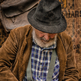 by Dragan Rakocevic - People Portraits of Men