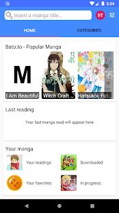 Manga Universe - Free manga reader for pc