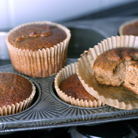 Pumpkin Muffins {made with coconut flour}
