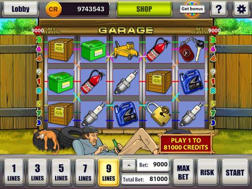 Millionaire slots Casino - screenshot