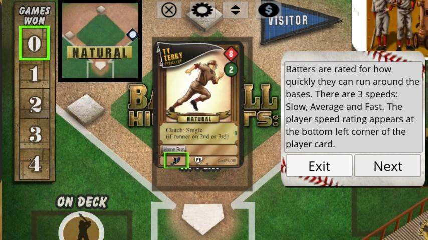 Baseball Highlights 2045 Screenshot 2