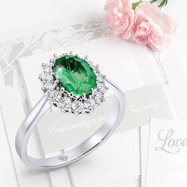 by Manuel Cîndea - Artistic Objects Jewelry ( gold, diamond, jewelery, emerald, elegant )