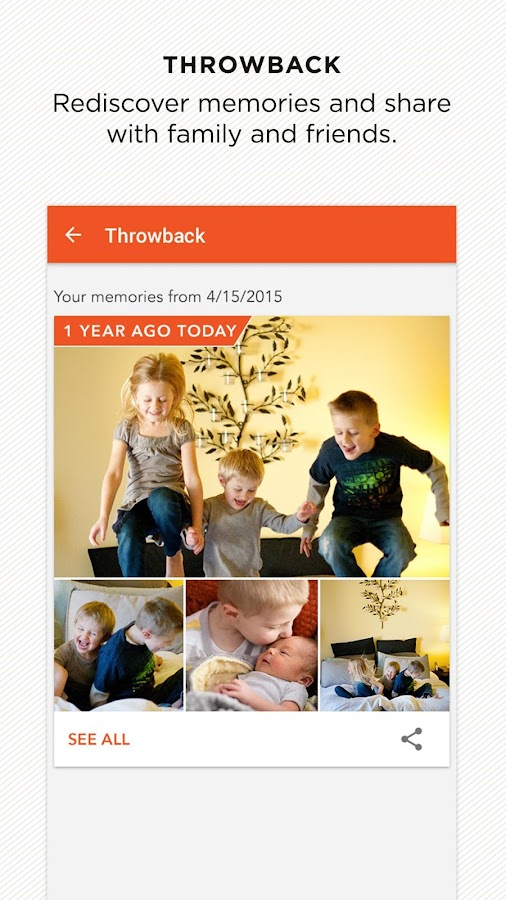 Shutterfly for Android Screenshot 4