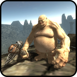 Ogre Simulation 3D