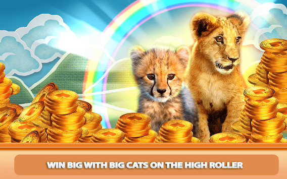 Casino Kitty Free Slot Machine APK screenshot thumbnail 15